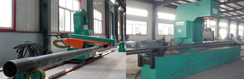 завод по производству стальных опор уличного освещения