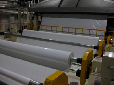 Оборудование для производства баннерной ткани
