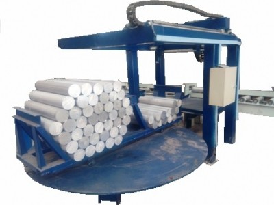 Aluminum Bar and Rod Packing Machine