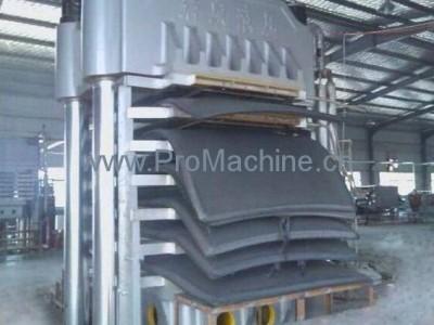 Оборудования для производства EVA автомобильных ковриков